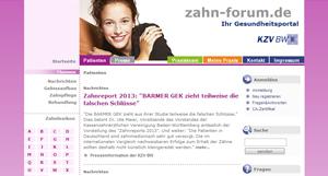 Zahn-Forum